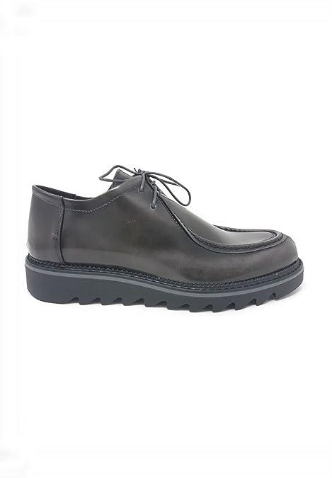 La Ultima - Mocasines de Piel para hombre: Amazon.es: Zapatos y complementos