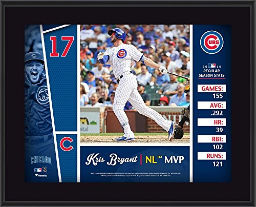 Kris Bryant Chicago Cubs 10.5