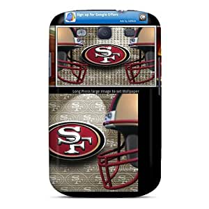 Galaxy High Quality Tpu Case/ San Francisco 49ers Vcd1545UefE Case Cover For Galaxy S3