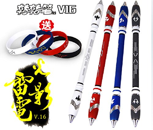 ZHIGAO  ZG-5098 V16 Non Slip Coated 21.8cm Spinning Pen Photo #7