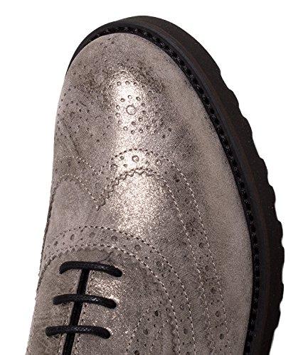 Hogan - Zapatos de cordones para mujer