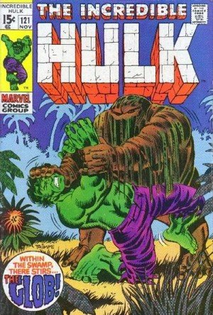 "Incredible Hulk #121 ""1st Appearance the Glob (Joseph Timms)"""