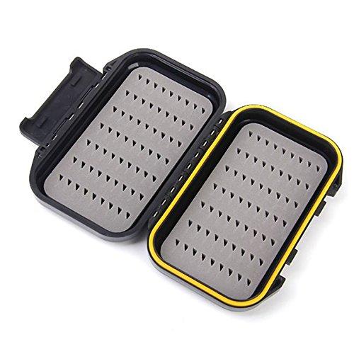 pour Boîte Zantec Pêche Pêche et Fente avec Imperméable Outils Fente la 2 à Mouche axwqqB