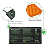 MET Certified 2 Pack Seedling Heat Mat, Seedfactor