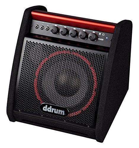 ddrum DDA50 Electronic Percussion Amplifier, 50 Watts
