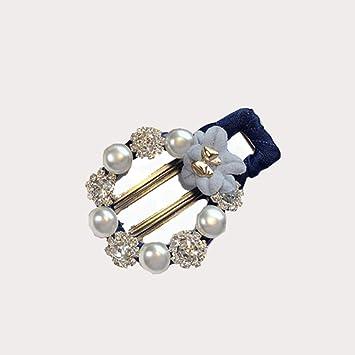 gao Pinzas para El Cabello del Bebé Perlas De Diamantes De ...