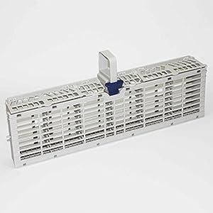 W11158802 Whirlpool Appliance Dishwasher Silverware Basket (2018 Upgraded Model, Replaces 8535075)