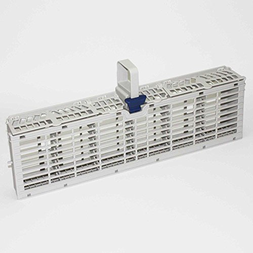 W11158802 Whirlpool Appliance Dishwasher Silverware Basket (2018 Upgraded Model, Replaces 8535075) by Whirlpool