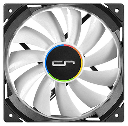 (Cryorig QF120 Performance 120mm PWM Fan 600-2200RPM)