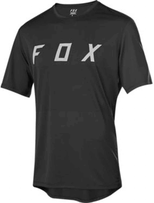 NWT Fox Racing Boys Lurching Red Black T-Shirt Short Sleeve Size XLarge