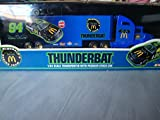 McDonald's Racing Team Thunderbat 1/64 Scale Transporter with Premier Stock Car