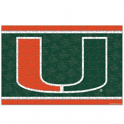 (WinCraft NCAA University of Miami (Florida) Puzzle in Box (150 Piece) )