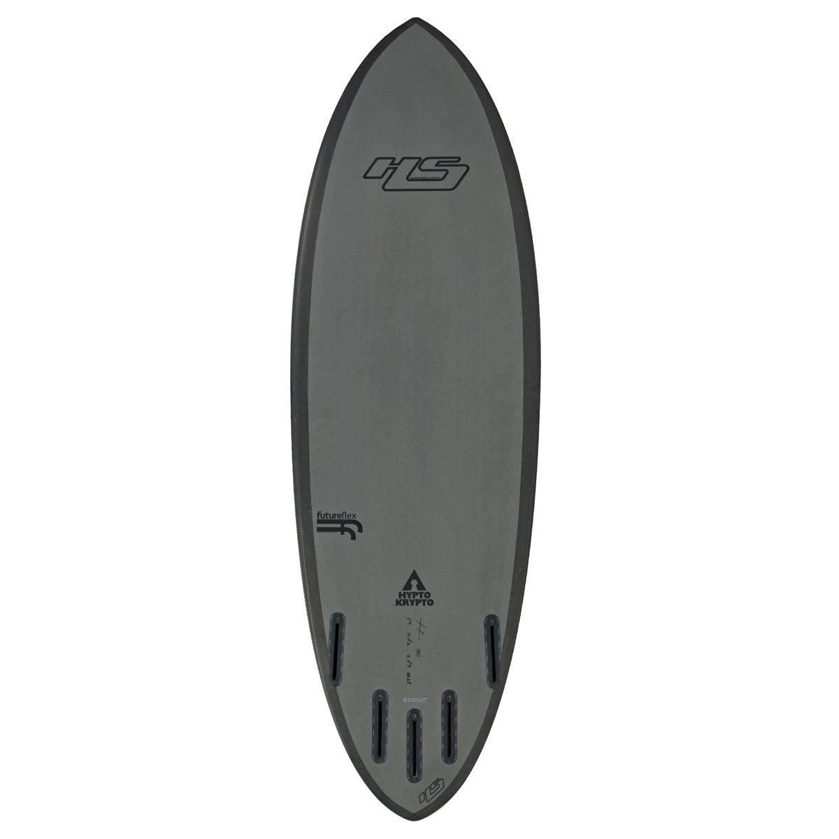 haydenshapes tablas de surf - haydenshapes Hypto Krypto futuro Flex 5 Fin Futures - gris, Unisex, gris, 5FT 8: Amazon.es: Deportes y aire libre