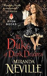The Duke of Dark Desires (The Wild Quartet)