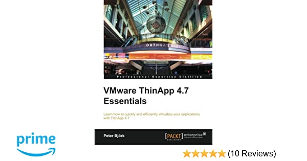 Vmware Thinapp 4.7 Essentials Pdf