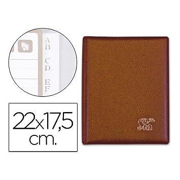 Pardo 30001 - Listín telefónico sobremesa, 22 x 17.5 cm ...