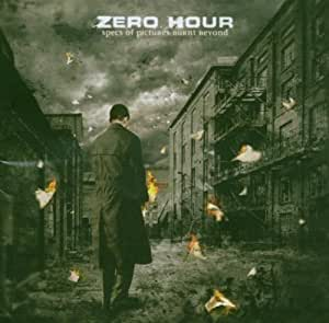 Specs of Pictures Burnt Beyond by Zero Hour (2006) Audio CD