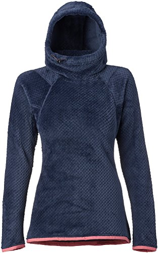 Burton AK Turbine Pullover Fleece Womens Sz - Lightweight Jacket Fleece Ak Burton