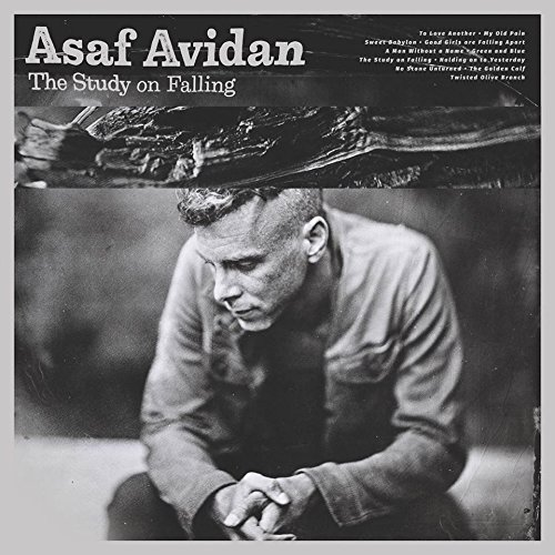 CD : Asaf Avidan - The Study On Falling (Digipack Packaging)