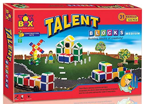 Toysbox Talent Blocks  Medium