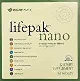 Product review for Pharmanex LifePak Nano anti-aging dietary supplement - 60 packets