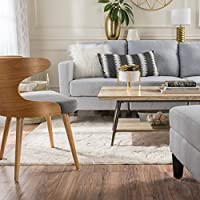 Ditmas Canyon Grey Wood Mid Century Modern Coffee Table