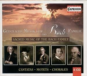 Bach Family (Sacred Music)