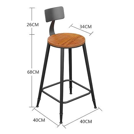 Superb Amazon Com Zn Bar Stool European And American Fashion Bar Customarchery Wood Chair Design Ideas Customarcherynet