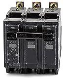 GE THQB32070 Bolt-On Mount Type THQB Miniature Circuit Breaker 3-Pole 70 Amp 240 Volt AC