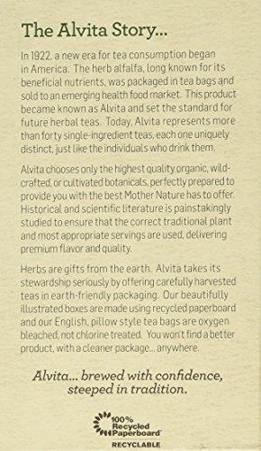 Alvita Organic Herbal Tea Senna - 24 Tea Bags by Alvita (Image #2)