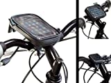 UltimateAddons Bicycle Quick Release Kit Mount including Water Resistant Case for Samsung Galaxy S Plus i9001
