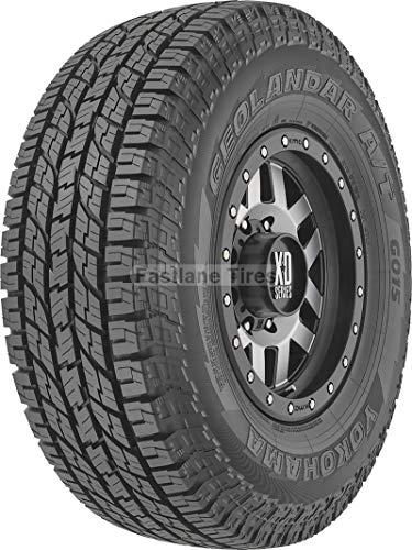 (Yokohama Geolander AT G015 All-Terrain Radial Tire - 265/70R16 111T)