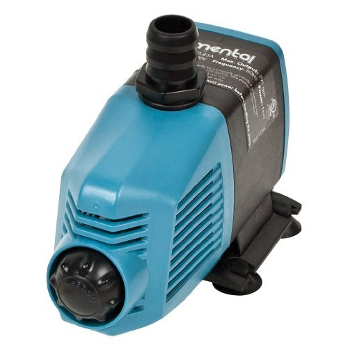 Elemental H2O Submersible & Inline Water Pump (291 GPH) - Elemental Water