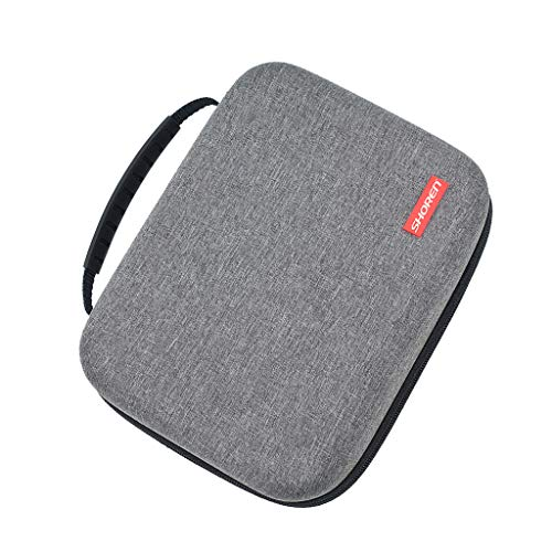MagiDeal Virtual Reality Eyewear 3D Glasses Hard Carry Case Bags Xiaomi VR Gray by Unknown (Image #9)