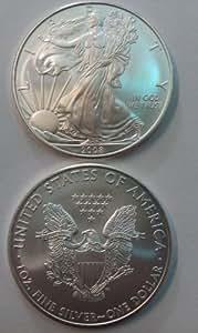 Moneda de plata American Eagle