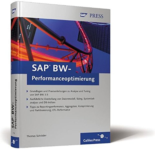 SAP BW-Performanceoptimierung (SAP PRESS)