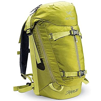 8b7abb4188 Arc'Teryx - Miura 20 Backpack-Lime: Amazon.co.uk: Sports & Outdoors