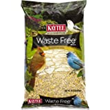 Kaytee Waste Free Bird Feed - 10 Lb. | No Sunflower Hulls Means No mess (SET OF 4)
