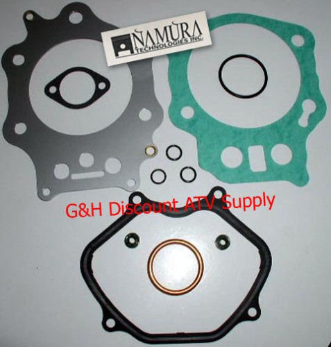 Namura Top End Engine Gasket Kit Set for 1998-2004 Honda TRX 450 Foreman S ES ATVs
