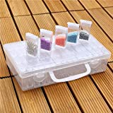 LAKIND Diamond Painting Storage Containers Bead