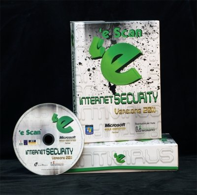 eScan Internet Security Suite for Home Users 3 Users 1 Year