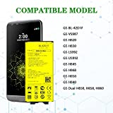 BL-42D1F Battery Replacement for LG G5 Battery, for