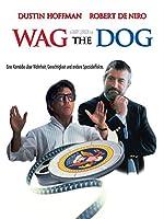 Filmcover Wag the Dog - Wenn der Schwanz mit dem Hund wedelt