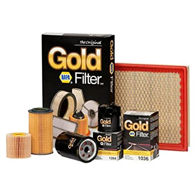 Napa Gold Spin-On Lube Filter 1792: Automotive