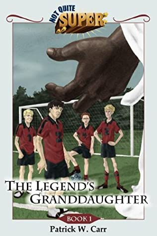 book cover of The Legend\'s Granddaughter