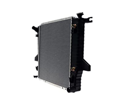 CIFIC 2172 Complete Radiator For Ranger Mazda B2500 2.5L