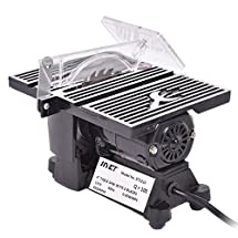 Goplus 4 Mini Electric Table Saw Tablesaw 8500 RPM Hobby Craft Power Tools