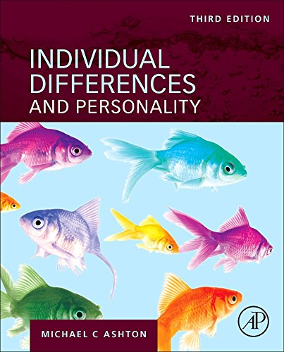 Individual Differences and Personality, Third Edition