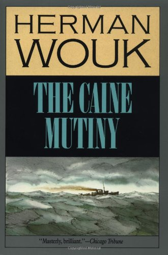 Book cover for The Caine Mutiny