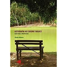 Geografia no ensino básico: questões e propostas (Portuguese Edition)